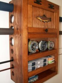 25+ best ideas about Fishing Storage on Pinterest | Used ...