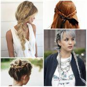 ideas casual braided