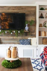 17+ best ideas about Wall Behind Tv on Pinterest | Wall ...