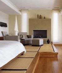 Create a Unified Master Suite | The two, Fireplaces and ...