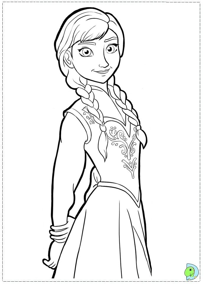 1000+ ideas about Frozen Coloring Pages on Pinterest
