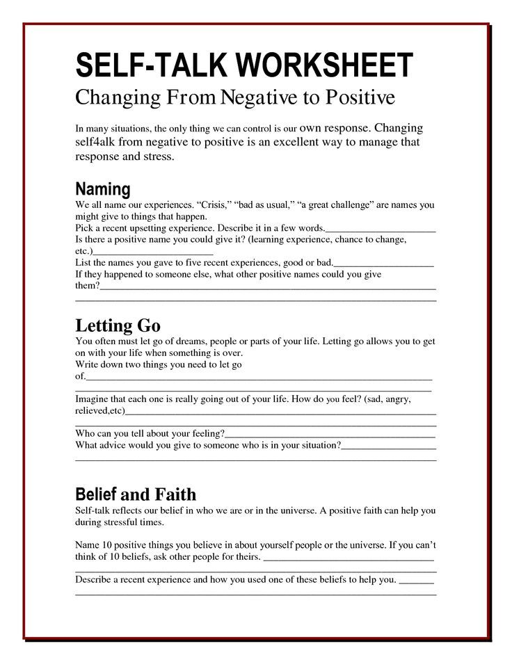 25+ Best Ideas about Counseling Worksheets on Pinterest