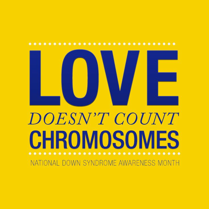 Download Love doesn't count chromosomes. #downsyndrome   Quotes To ...