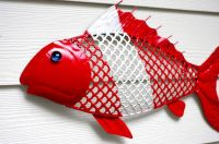 Nautical Wall Decor Metal Fish for the Scuba Diver | Http ...