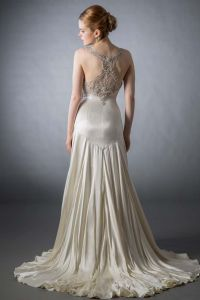 Top 25 ideas about Charmeuse Wedding Gowns on Pinterest ...
