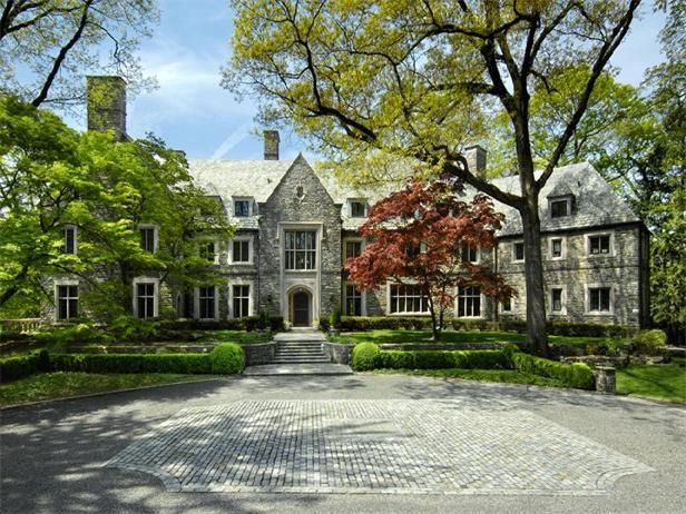 Elegant English Tudorstyle Manor >> Httpwwwfrontdoor