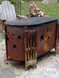 17 Best images about tank mazout on Pinterest   Fire pits ...