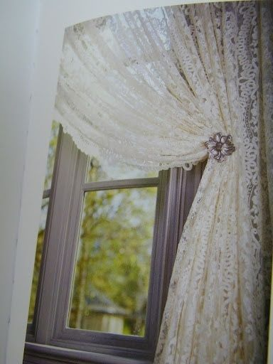 25 Best Ideas About White Lace Curtains On Pinterest Lace