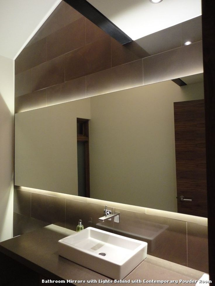 17 Best ideas about Bathroom Mirrors With Lights on