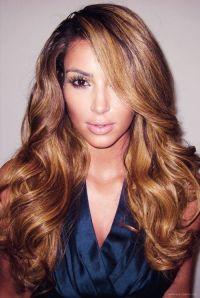 caramel hair colour | nails. makeup. beauty. | Pinterest ...
