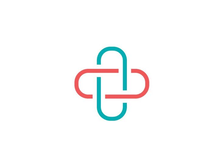 Best 25 Health logo ideas on Pinterest  Red logo Simple logos and Logo inspiration
