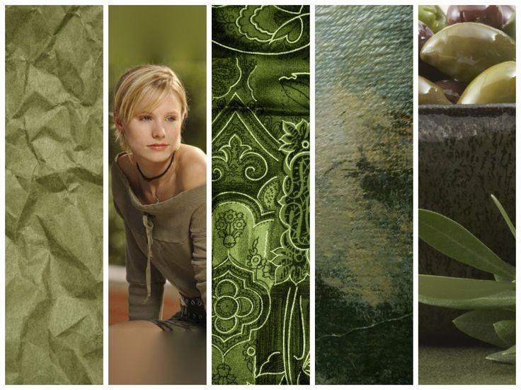 17 beste ideen over Woonkamer Groen op Pinterest  Groene