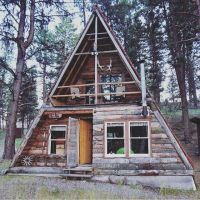 25+ best ideas about A Frame Cabin on Pinterest | A frame ...
