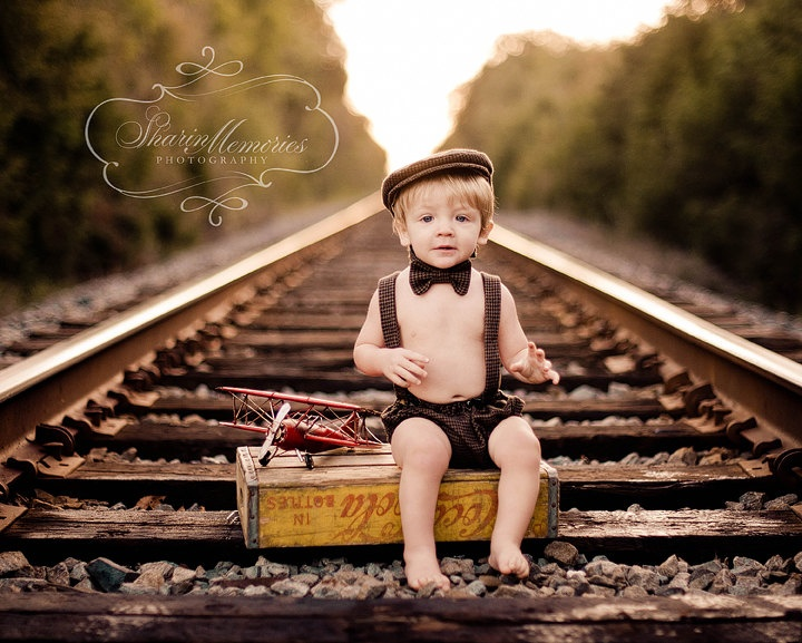 Baby Boy Cake Smash Outfit Baby Boy Photo Prop