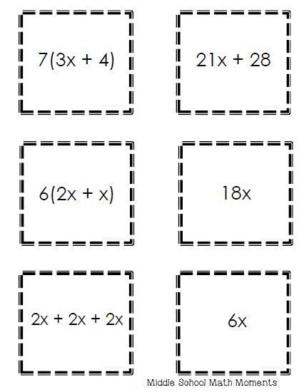 500 best images about middle school math on Pinterest