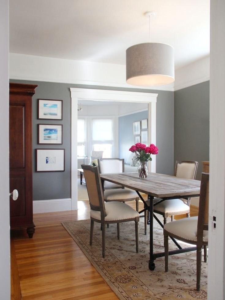 Sara S Serene Amp Sophisticated Home Dining Room Colors