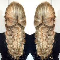 17 Best ideas about Hairstyles Braids Prom on Pinterest ...