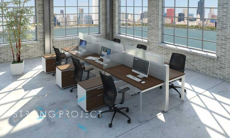 Bullpen Option  Office ideas  Pinterest  Modern Modern