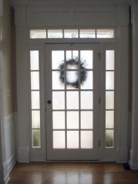 1000+ images about FROSTED FRONT DOORS on Pinterest ...