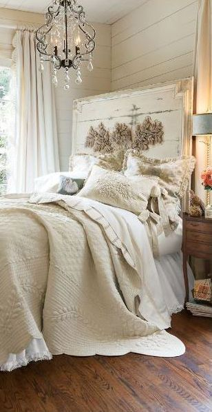 Soft surroundings French and Headboards on Pinterest