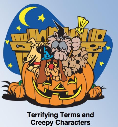 FREE LANGUAGE ARTS LESSON Halloween Vocabulary Builder