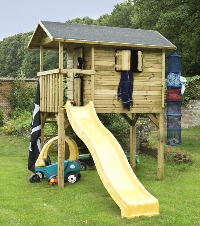 25 Best Ideas About Garten Spielhaus Holz On Pinterest