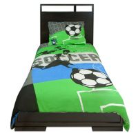 Soccer bedding | kids rooms | Pinterest | Twin comforter ...
