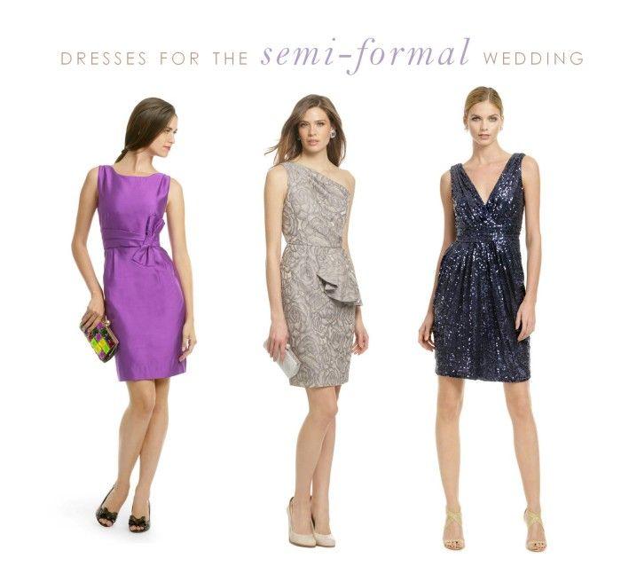 17 Best ideas about Semi Formal Wedding Attire on Pinterest  Semi formal attire Wedding guest