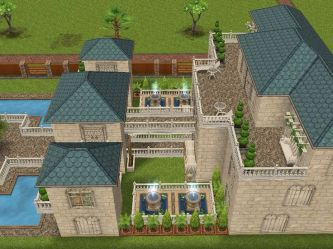 sims freeplay layouts designs side plans play simsfreeplay