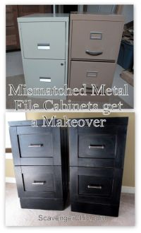 25+ Best Ideas about File Cabinet Makeovers on Pinterest ...