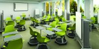 NODE CHAIR FOR STEELCASE by IDEO: | Education Furniture ...