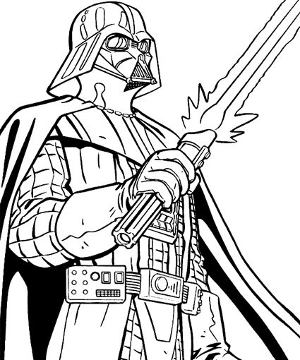 Star Wars Coloring Pages http://movies.999coloringpages