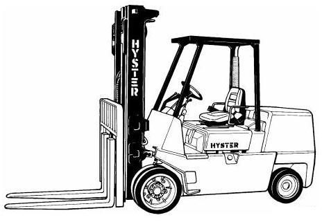 206 best images about Hyster Instructions, Manuals on