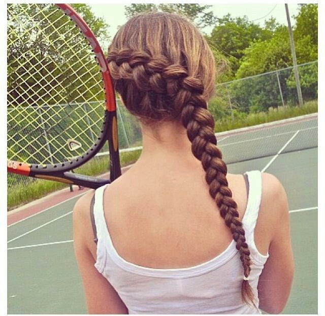 25 Best Ideas About Track Hairstyles On Pinterest Soccer