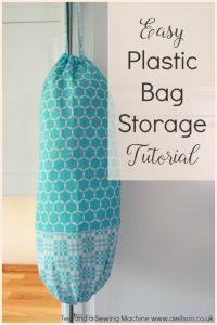 25+ best ideas about Plastic Bag Holders on Pinterest ...