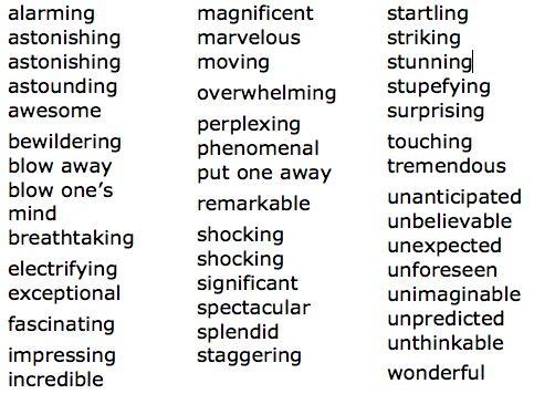 17 Best ideas about Descriptive Words on Pinterest