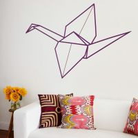 Best 25+ Tape wall art ideas only on Pinterest | Masking ...