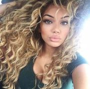 ideas big curl perm