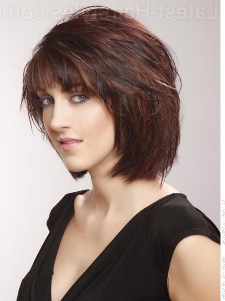 25 best ideas about Feathered hairstyles on Pinterest