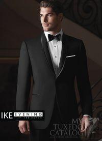 Groom Tuxedos black Best Man Peak Lapel Bridegroom Men ...