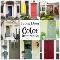31 best ideas about Front door paint ideas on Pinterest ...
