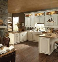 Best 25+ Ivory cabinets ideas on Pinterest   Ivory kitchen ...