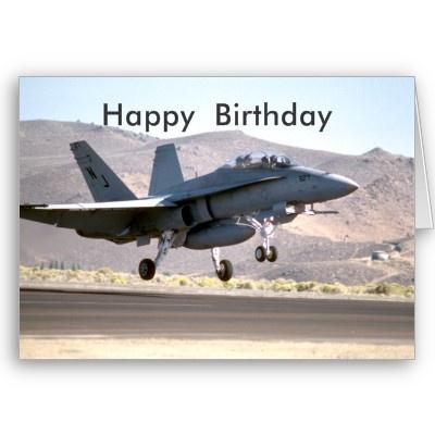 Fighter Jet Birthday Card Army Jet Birthday Pinterest