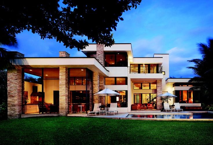 Nice contemporary home Florida Design Magazine vol 19 no