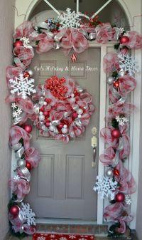 17 Best images about Front door planter/Double door ...
