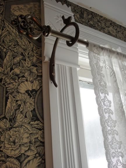different ways to hang sheer curtains