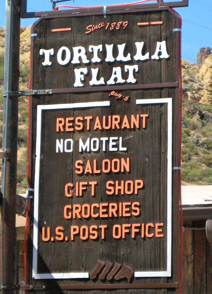 Flat Tortilla Population Az