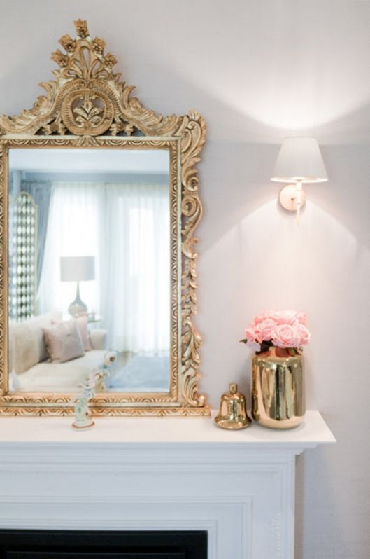 25 best ideas about Gold mirrors on Pinterest  Victorian mirror Victorian floor mirrors and