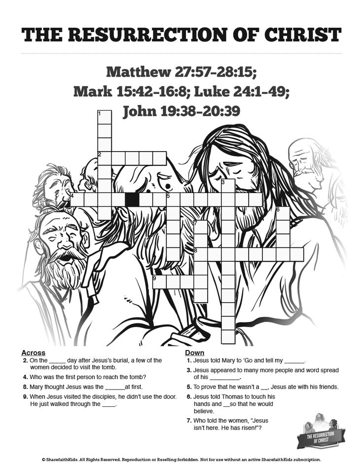 113 best Top Sunday School Crossword Puzzles images on