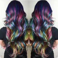 The 25+ best ideas about Rainbow Hair on Pinterest ...